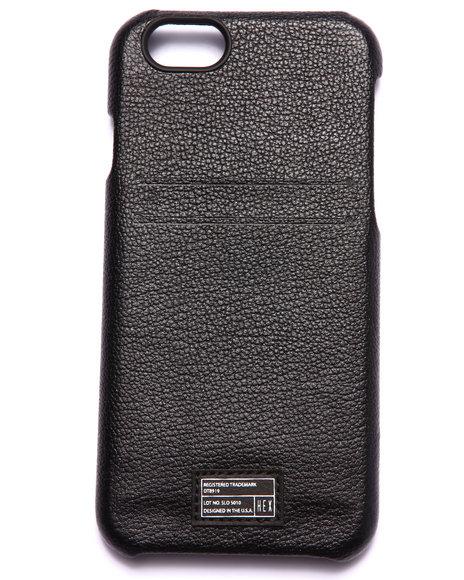 Hex Men Solo Wallet For Iphone 6 Black
