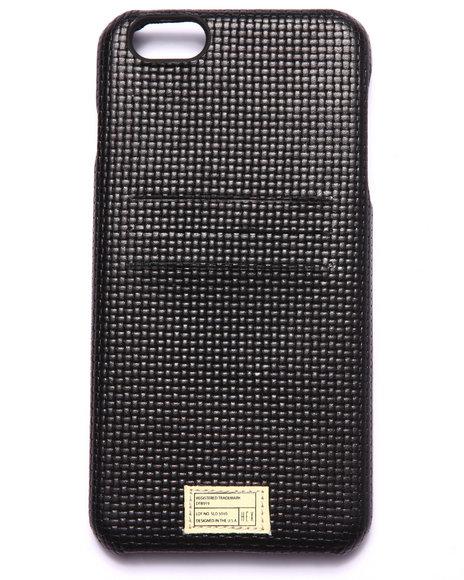 Hex Men Solo Wallet For Iphone 6 Plus Black