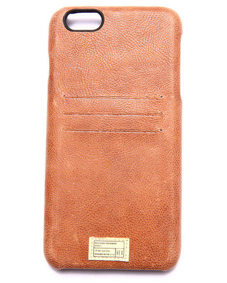 Hex Men Solo Wallet For Iphone 6 Plus Brown
