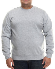 Pullover Sweatshirts - Classic Fleece Crewneck sweatshirt (B&T)