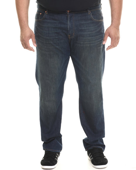 Lrg - Men Medium Wash Core Lrg True Straight Denim (B&T) - $53.99