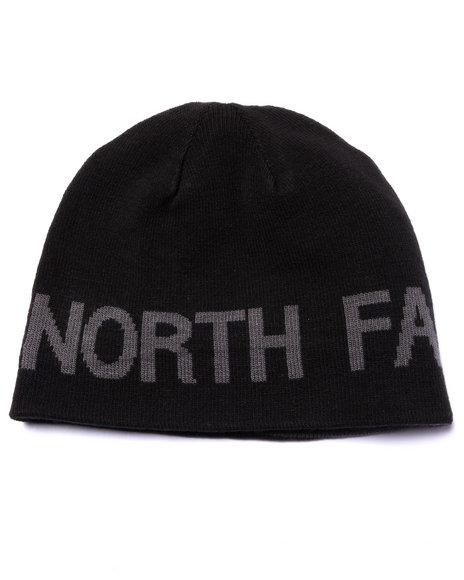 The North Face Men Reversible Tnf Banner Beanie Black