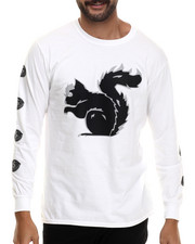 Graf-X Gallery - Squirrel L/S Tee