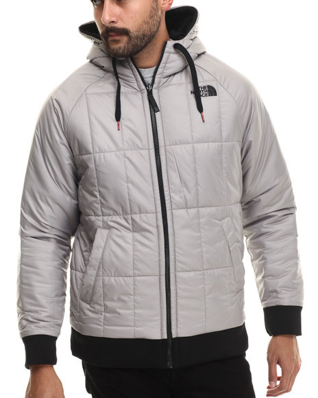 The North Face - Men Silver Rev Kingston Jacket