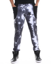 Buyers Picks - Faded Stars Sublimated Joggers