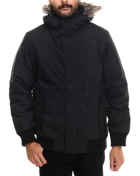 The North Face - Men Black Bushwick Bomber Jacket