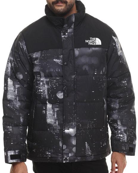 The North Face - Men Black Nuptse Heights Jacket