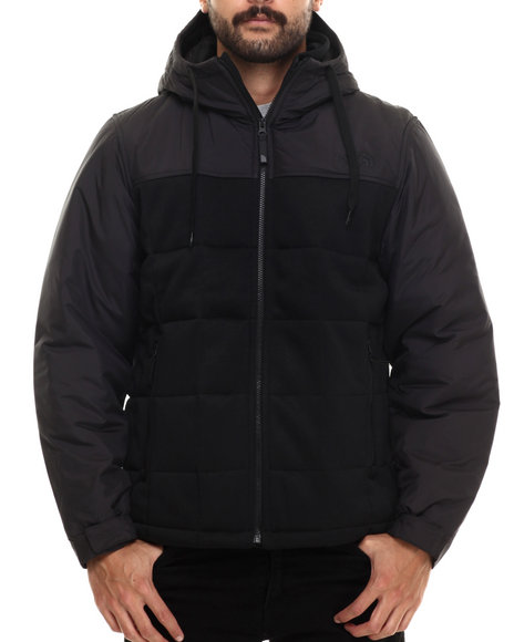 The North Face - Men Black Insulated Darion Jacket
