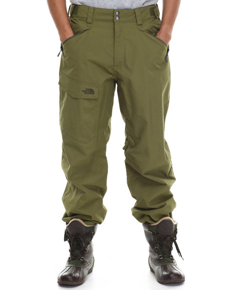 The North Face - Men Green Freedom Pants