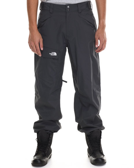 The North Face - Men Charcoal Freedom Pants