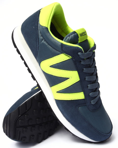 Wesc - Men Blue Gunder Runner Lo