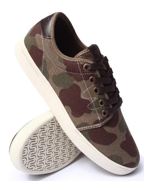 Wesc Camo Sneakers