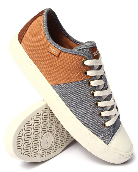 Wesc - Men Blue Clive Casual Lo