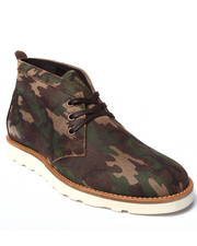 Men - Lawrence Camo Chukka Boots