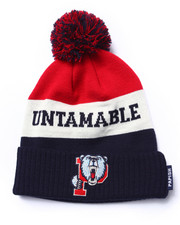 Parish - Untamable Knit Beanie