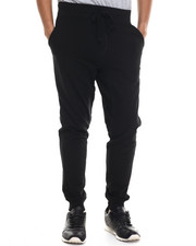 Pants - Flatland French terry jogger pants