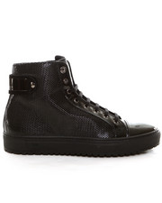 Shoes - J.G.Robot Perforated HighTop w Metal Hit