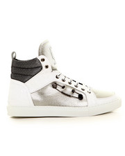 -FEATURES- - Galliano Punked Out High Top