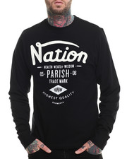 Parish - Graphic L/S T-Shirt