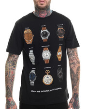 Men - S/S Watch Alert Tee