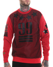 Buyers Picks - Mesh Front 99 Sweatshirt