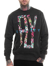 Flysociety - Fly Color Print Sweatshirt