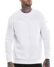 "Men - ""45"" 3D Neoprene Crewneck sweatshirt"