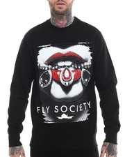 Men - Fly Lip Sweatshirt