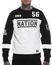 Parish - Hockey Crewneck