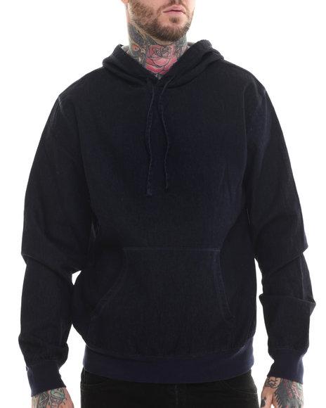 Rocawear - Men Dark Indigo Lost Souls Pullover Hoodie