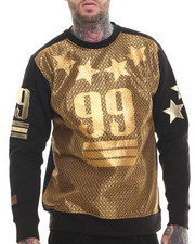 Men - Mesh Front 99 Sweatshirt