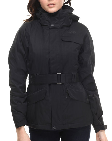 The North Face - Women Black Get Down Jacket