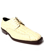 Men - Darby Croc Embosed faux leather shoe