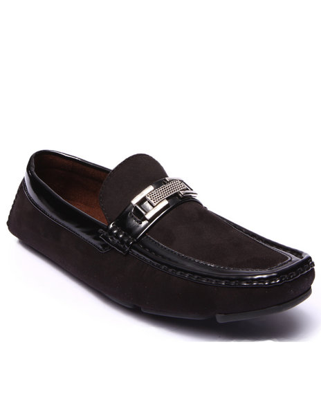 Buyers Picks - Men Black Extravagance Loafer