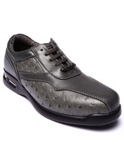 Men - Pelle Faux Croc Embosed Shoe