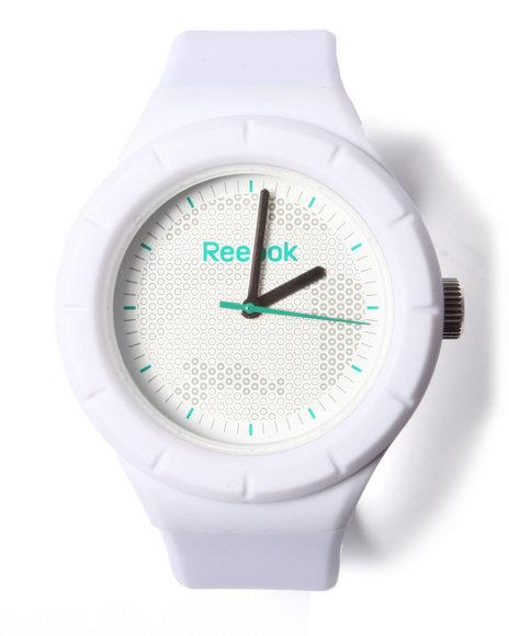 Reebok Women Warm Up Medium 38Mm Watch White