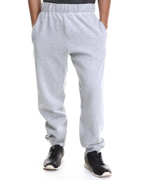 Rocawear - Men Grey Classon Fleece Pants