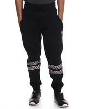 Parish - Printed Snowflake Sweatpant