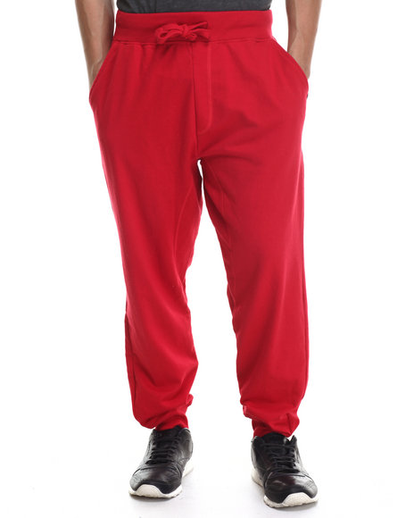 Akademiks Red Sweatpants
