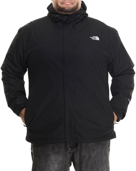 The North Face - Men Black Anden Triclimate Jacket (B&T)