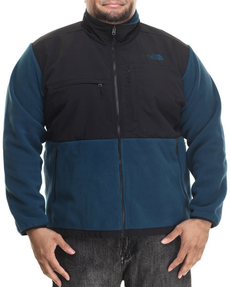 The North Face - Men Black Denali Jacket (B&T)