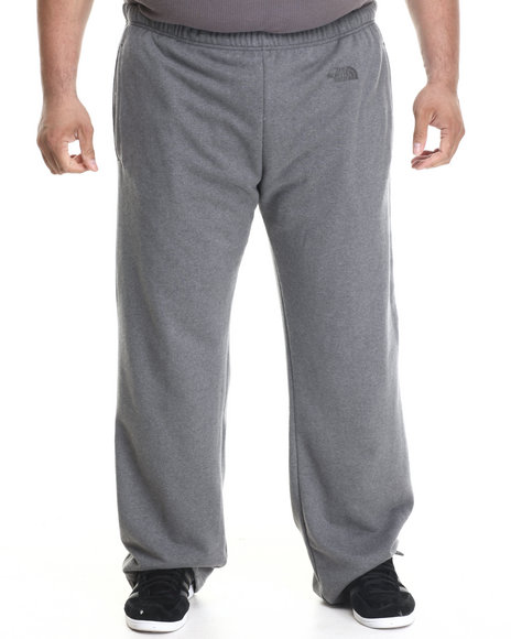 The North Face - Men Grey Logo Pants (B&T)