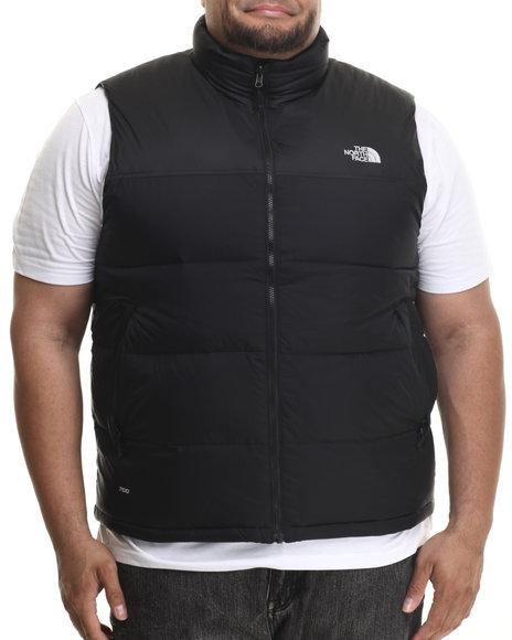 The North Face - Men Black Nuptse Vest (B&T)