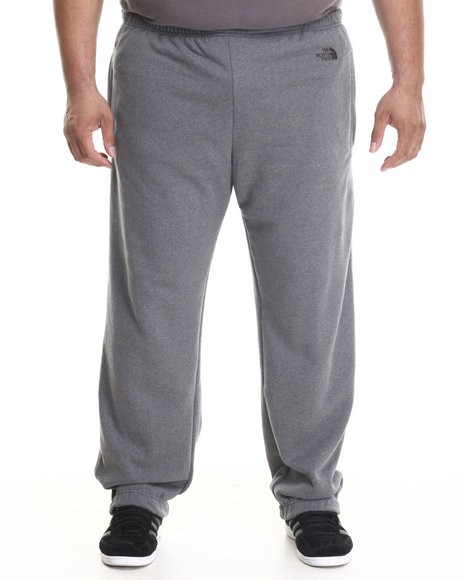 The North Face - Men Grey Logo Sweatpants (B&T)