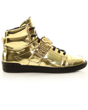 Shoes - Moschino X J.S. Logo Hi-Top