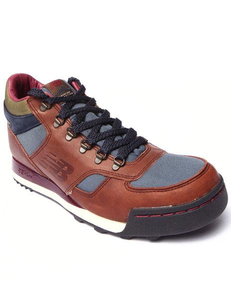 New Balance - Men Brown 710 N B Boots