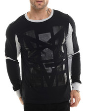 Akademiks - Overlook High Density L/S Shirt