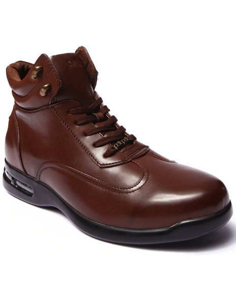 Pelle Pelle - Men Brown Pelle Classico Hightop Boot