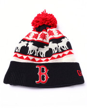 New Era - Boston Red Sox Mooser Knit Hat