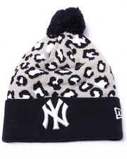 Men - New York Yankees Winter Jungle Knit Hat